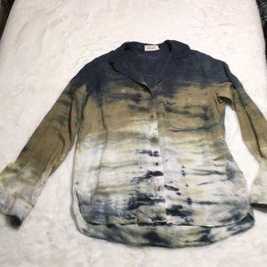 Bella Dahl shirt size small